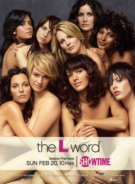 The L Word (2004-2009) TV Series 1,2,3,4,5,6ος Κύκλος