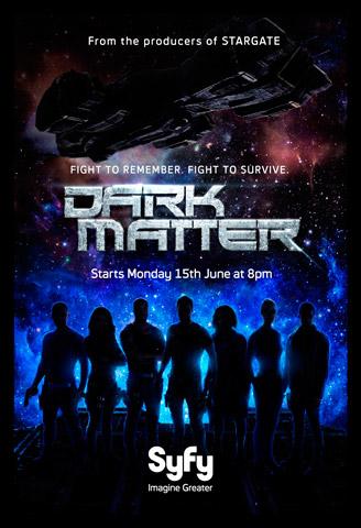 Dark Matter (2015-2016) 1oς Κύκλος