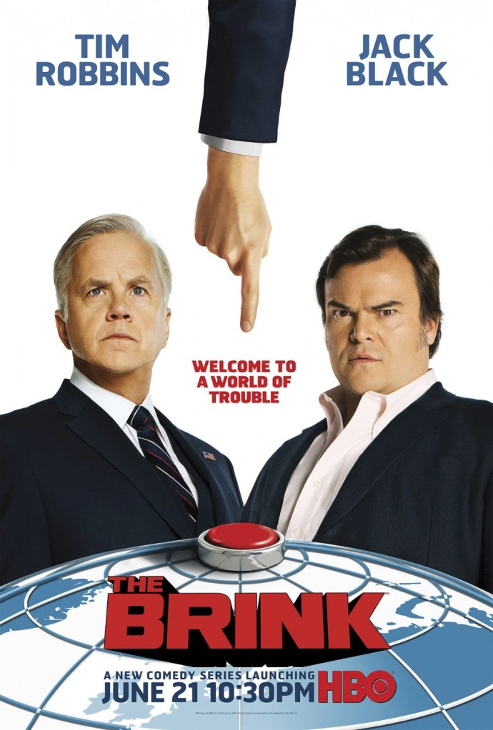 The Brink (2015) Tv series 1η Σεζόν