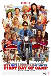 Wet Hot American Summer: First Day of Camp (2015) 1ος Κύκλος