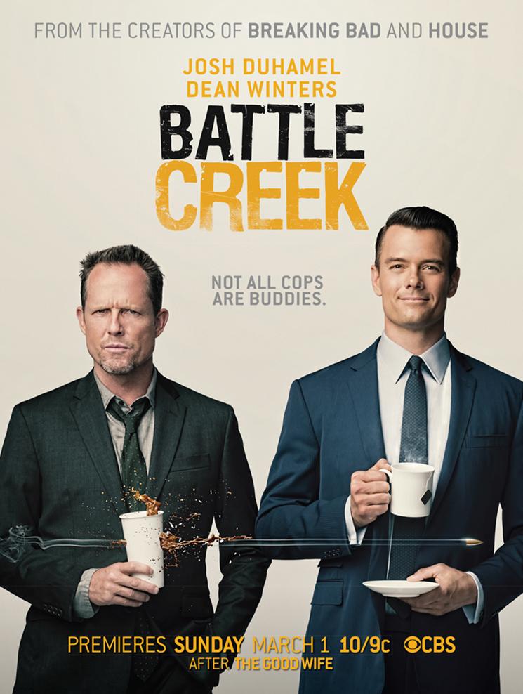 Battle Creek (2015) 1ος Κύκλος