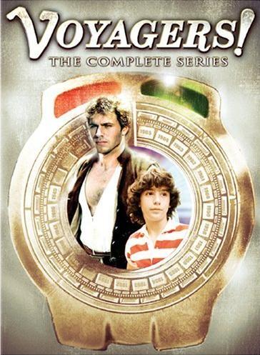 Voyagers! - Ταξιδιώτες Μέσα Στο Χρόνο (1982–1983) TV Series