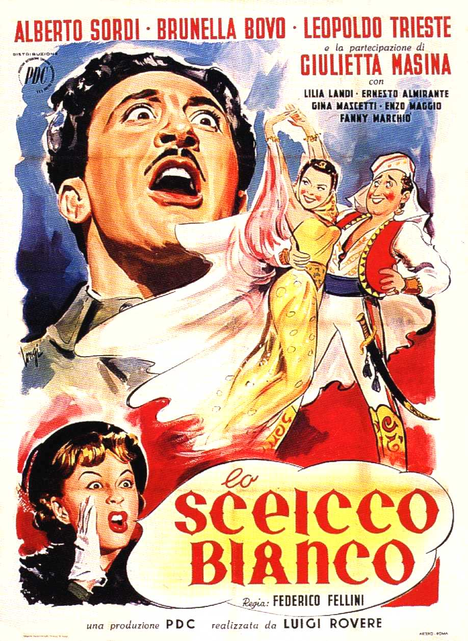 Lo sceicco bianco - The White Sheik - Ο λευκός σεΐχης (1952)